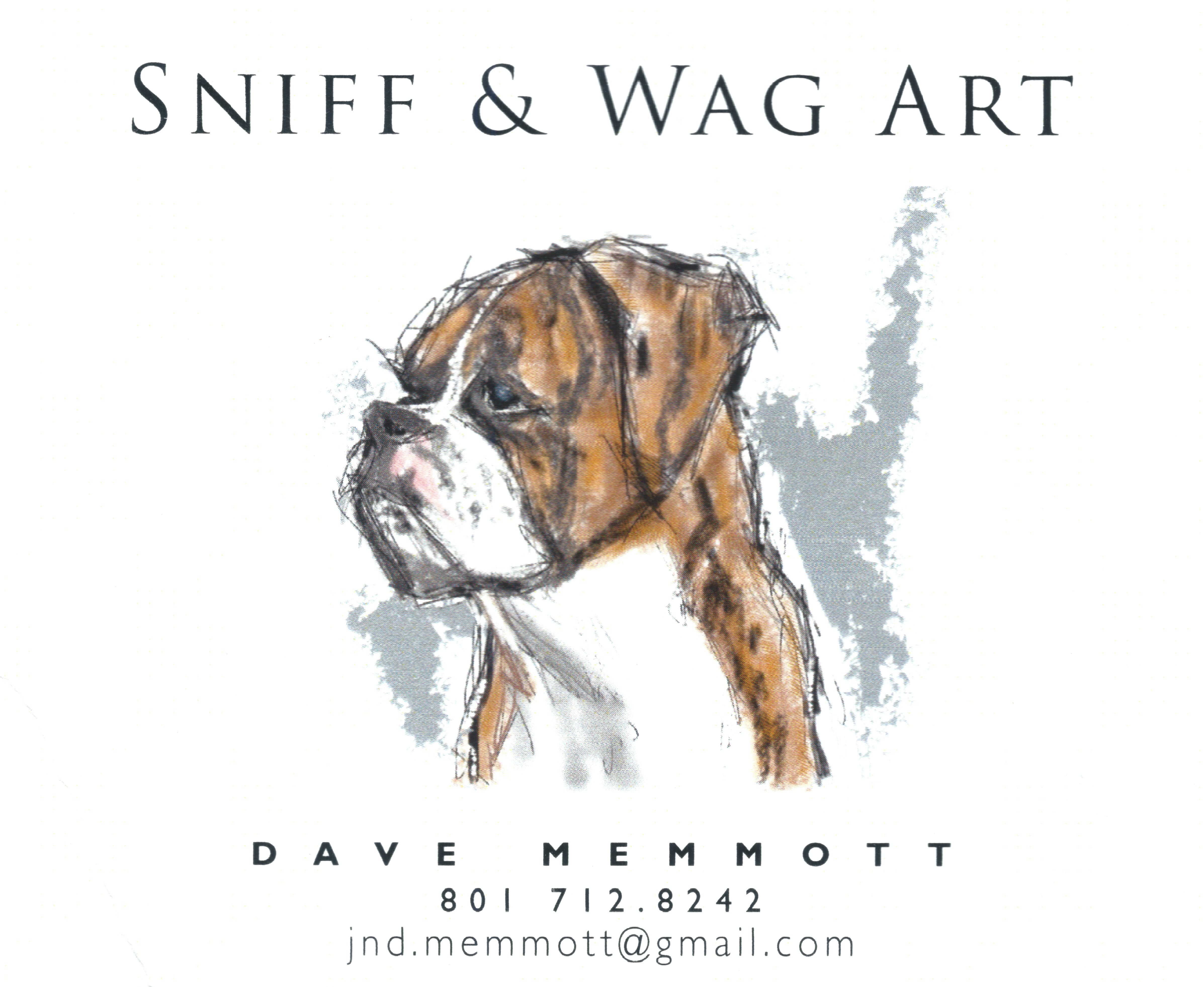 Sniff and Wag Art